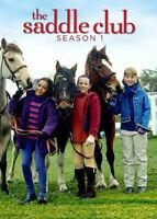The Saddle Club: Season 1 (First Season) (3 Disc) DVD NEW