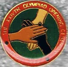 Rare 1988 Seoul Opening Ceremony Olympic Pin