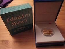 100€ or Edouard Manet etat neuf rare 500 ex