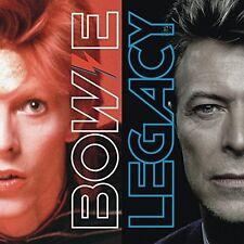 David Bowie - Legacy [New Vinyl LP] Gatefold LP Jacket