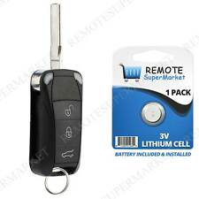 Replacement for Porsche 2006-2011 Cayenne Remote Car Key Fob Keyless Entry