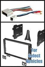 Double Din Kit Combo for some Ford 04-06 Expedition 04-05 Explorer 2004 Mustang