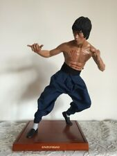 Bruce Lee Enter The Dragon The King of Kung Fu 1:4 Figure Statue Toy Collectible