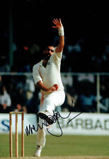 Cricket H Certified Original Sports Autographs