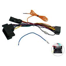 SEAT ALTEA IBIZA MII TOLEDO EXEO CANBUS radio de coche ISO CABLE / 12v ARRANQUE