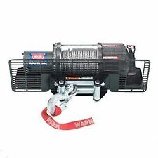 Polaris Warn ATV 4000 LB Winch - 2005-2008 Ranger 2x4 4x4 6x6 XP - 2876667