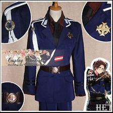 Axis Powers Hetalia APH Austria Cosplay Costume