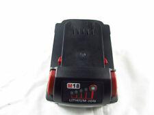 Battery For Milwaukee 18V M18 Li-ion 4.0Ah 48-11-1828 2604-20