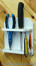 BISON MARINE PLIER AND KNIFE HOLDER FOR BOAT,  DECK GALLEY ETC