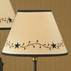 Star and Berry Vine Lamp Shade by Park Designs