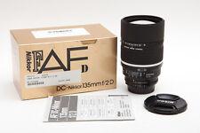 Nikon Nikkor 135mm 135 F/2.0D f/2D f2 DC AF Lens (Defocus Image Control) - SHARP