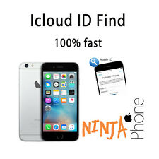 WORKING Find Apple I'D iCloud Owner info USA IPHONES ONLY  SUBMISSION EVERY DAY