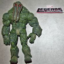 """Marvel Legends Build A Figure BAF Series Authentic Man Thing 100% Complete 8"""""""