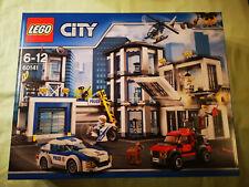Lego 60141 le commissariat de police