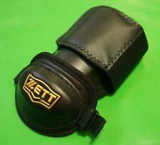 ZETT Baseball Elbow Guard Black/Black (for kids)