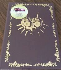 NEW Legend of Zelda Majora's Mask Collector's Edition Prima Strategy Guide 3DS