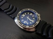 Custom Vintage Diver Automatic Watch Japanese NH35A sapphire glass 20 atm watch