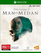 The Dark Pictures Anthology Man Of Medan XBOX One Microsoft XB1 Ghost Ship Game