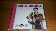 RARE! Willie Mitchell: Poppa Willie, The Hi Years CD (2001) DISCS VGC, R&B SOUL