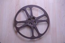 """Goldberg Bros. 2000 foot - 15"""" Metal Film Reel - Cinematic Projector Reel USA"""
