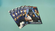 Topps Star Wars Movie Sticker 5 x Leeralbum Album Sammelalbum Neu
