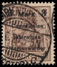 "MARIENWERDER 34 (Mi24) - Germania Definitive ""Provisional"" (pf86831)"
