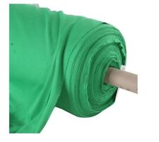 Strong Green Cotton Jersey Knit Fabric (150cm wide)