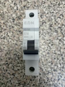 Eaton / Memera MEM AD16B 16 Amp Type B Single Pole 240V 6kA Circuit Breaker MCB
