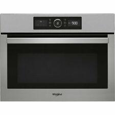 Whirlpool AMW9615IX Absolute 900 Watt Stainless Steel Microwave + 2 Yr Warranty