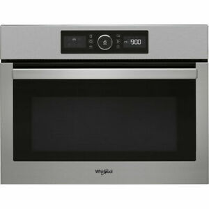 Whirlpool AMW9615IX Absolute 900 Watt Stainless Steel Microwave + 2 Yr Warranty
