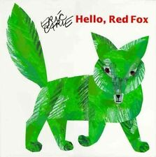 Hello Red Fox-ExLibrary