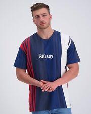 Men's Stussy Striped T-shirt