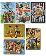 Sticker - One Piece - Foil Sticker Pack Toys Anime Licensed ge55167