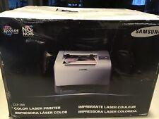 Brand New Samsung CLP-300 Color Laser Printer CLP300 NIB!