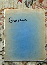 1955 GARNEAU - NINE POEMS - Pub. by BEAUPRÉ & TURNBULL Iroquois Falls, Canada