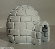 Igloo O Scale 1/48 Scale Diorama Accessory Item