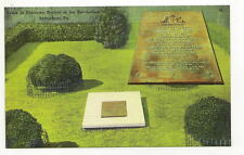 BETHLEHEM PA Tomb of Unknown Soldier Revolution Vtg PC Pennsylvania Postcard