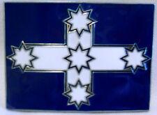BELT BUCKLE - Eureka Flag - Southern Cross - Heavy Duty - Excellent Quality!