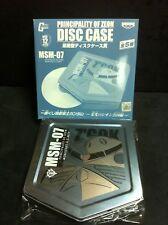 Gundam Statonery CD DVD Metal Disc Case MSM-07 Z'Gok