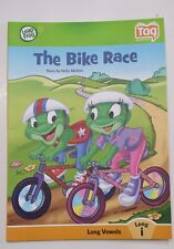 Tag Leap Frog Reader Phonics Book Long Vowel i The Bike Race