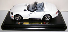 1992 Dodge Viper RT10 Bijoux Collection Burago-Italy 1/24 Scale Die-Cast on Base