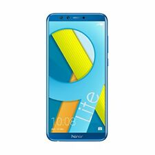 "(tg. 32 Gb) Honor 9 Lite Smartphone Blu 32gb Memoria 3gb RAM Display 5.65"" F"