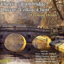 Choir of Queens' College, Cambridge - Evening Hymn [New CD]