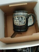 2020 Death Wish Coffee Co Barrel Brand Mug Deneen Pirate 1927/2500 New SOLD OUT!