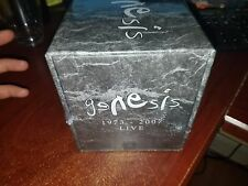 Genesis - Live 1973 - 2007 - BOX SET - 8 CD + 3 DVD - BRAND NEW SEALED