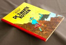 Kuifje - De zwarte rotsen 1956 - hardcover