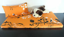 Hundebetten aus Baumwolle mit abnehmbarer Bezug