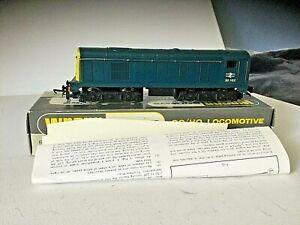WRENN W2230 class 20 Bo Bo in BR blue as 20 102