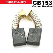Makita 3601B 3612BR Router Carbon Brushes CB153 181048-2 110 & 240v