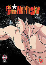 Fist Of The North Star - Vols. 1 To 12 (DVD, 2004, 6-Disc Set, Animated, Box...